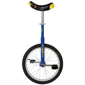 QU-AX Luxus Unicycle blue/black